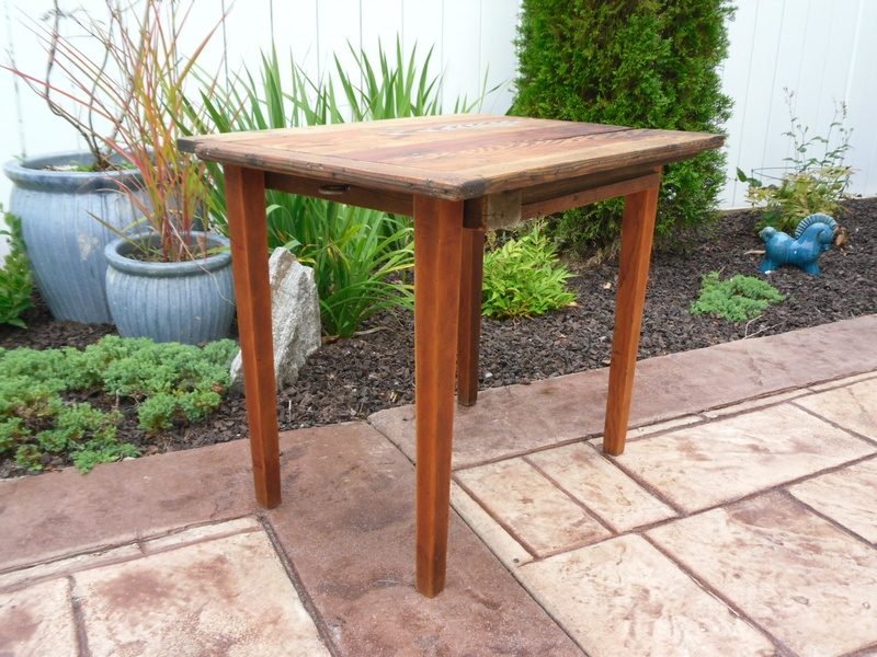 FAS5 Natural Side Table