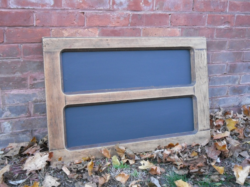 FAS 8Two-panel Chalkboard